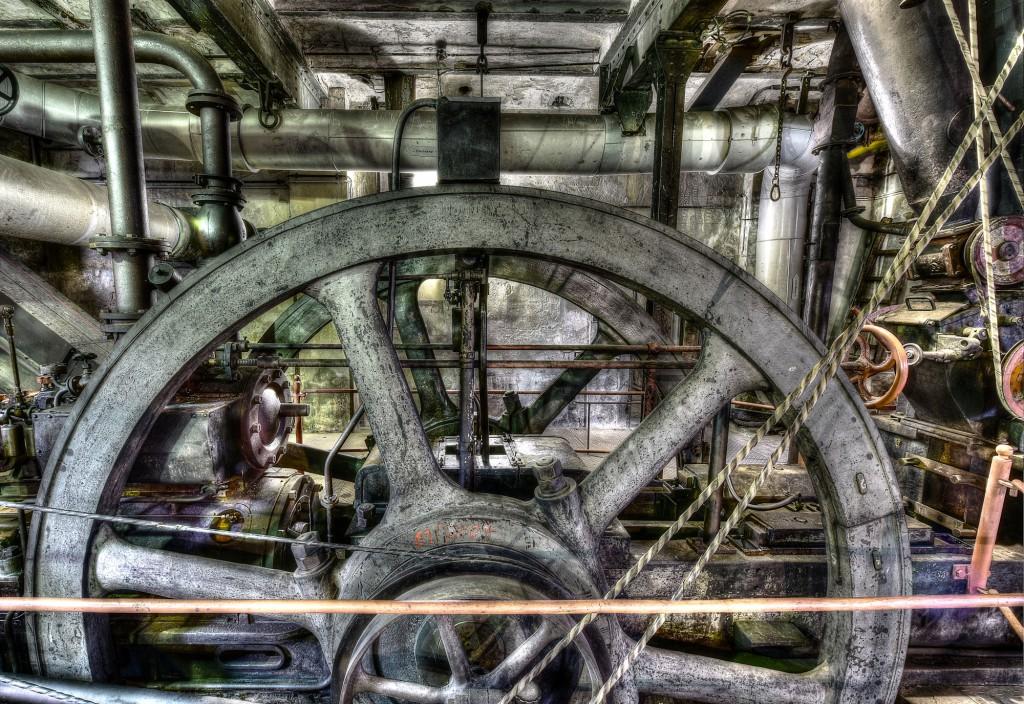 Brikettfabrik