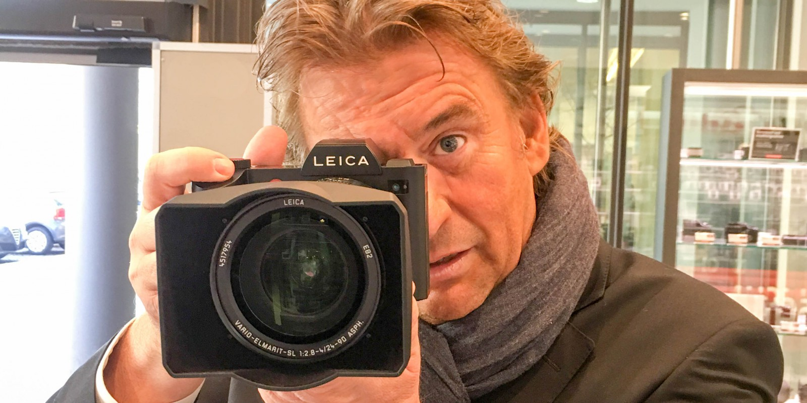Leica SL im Test